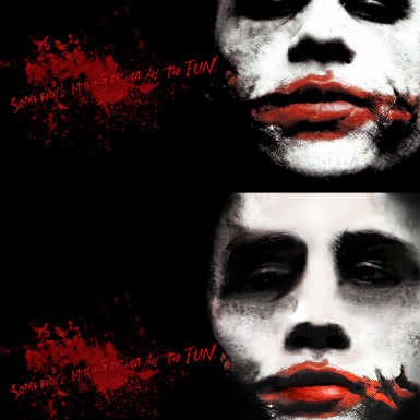 Joker - Ledger vs Me