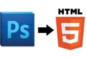 Ja nakódujem PSD do HTML5