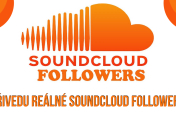 Já přivedu 100 SoundCloud Followers
