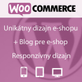 Ja spravím WordPress WooCommerce e-shop