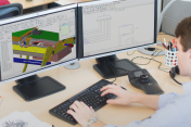 Naučím 3D CAD software PTC Creo / ProEngineer